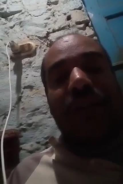 معاق يناشد وزارة التضامن ومحافظ سوهاج بتوفير كرسي كهربائي متحرك