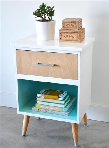 accent tables with drawers