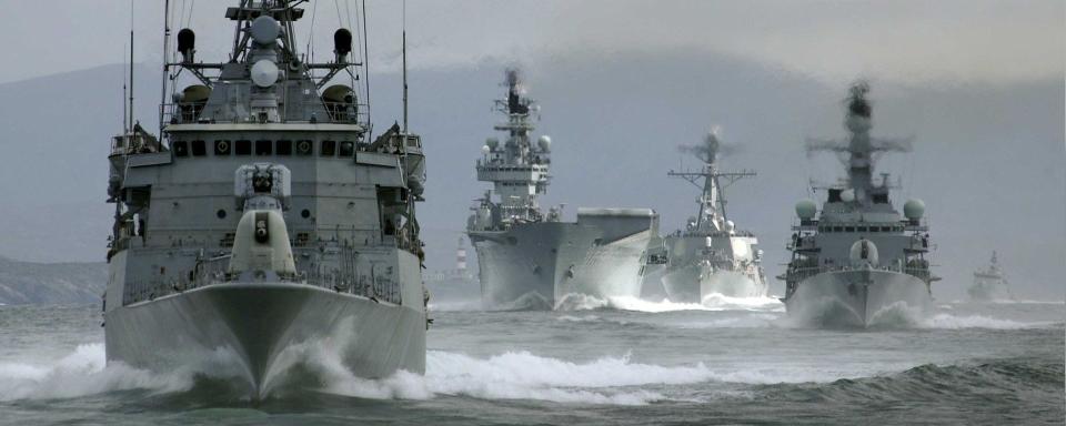 Зеленський прагне побудувати потужний український флот