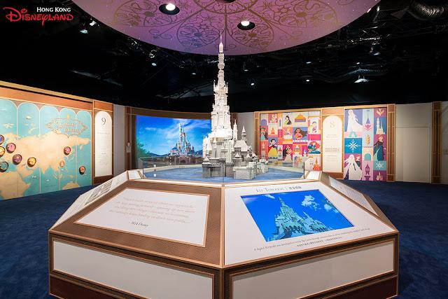 Hong Kong Disneyland Castle of Magical Dreams Opening 香港迪士尼樂園 奇妙夢想城堡 揭幕