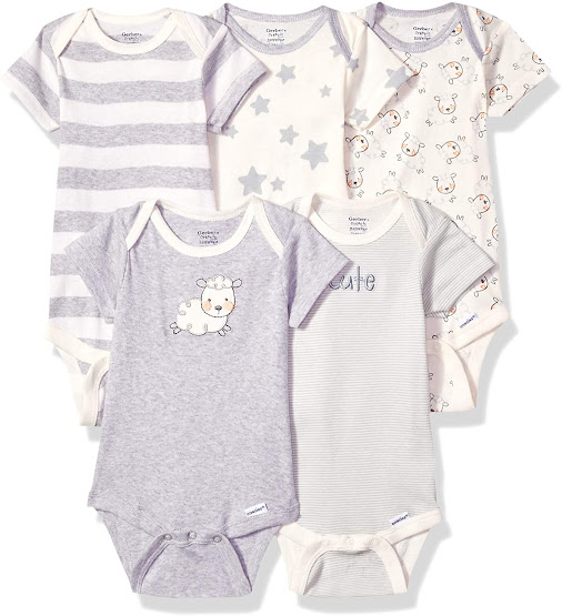 Funky Unisex Newborn Baby Clothes