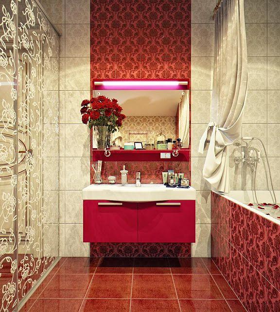 Bathroom Under Stairs Design