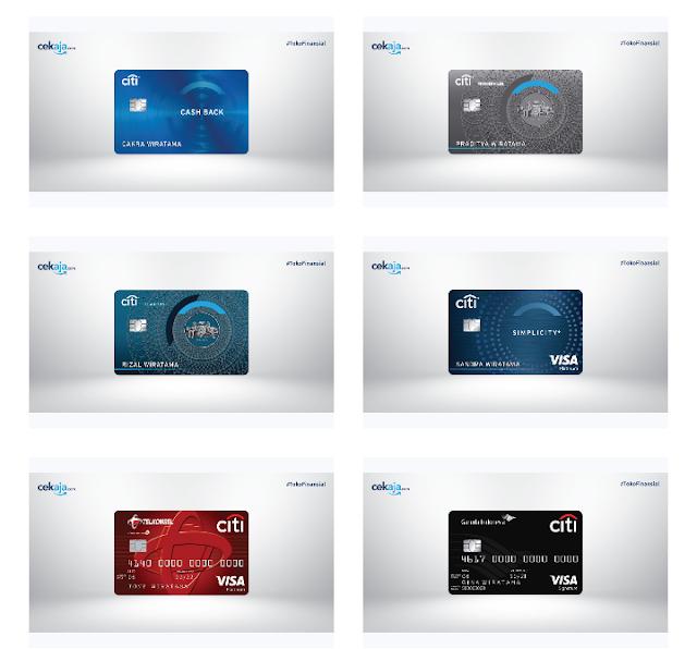 Hujan Hadiah Kartu Kredit Citibank
