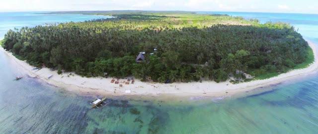 Cagbalete Island in Mauban