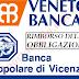 Obbligazioni Veneto Banca e Popolare Vicenza: Rimborso Limitato