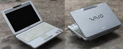 Laptop 1 Jutaan - Sony Vaio PCG-TR3A