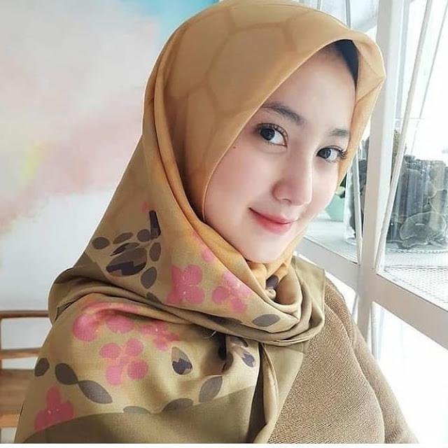 Beautiful Hijab Tutorial from Semarang