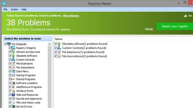 كيفية تنظيف سجل ويندوز؟