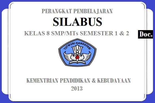 Silabus Prakarya Kelas 8 Smp K13 Semester 1 Dan 2 Th Ajaran 2019 2020 Gurubantu