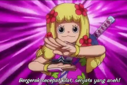 Nonton dan Pembahasan One Piece Episode 926