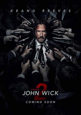 John wick, poster