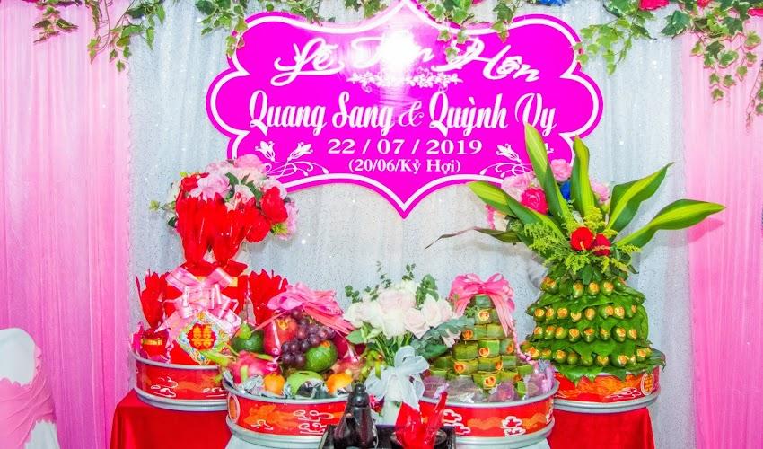 Quang sang & Quỳnh Vy | Kỷ niệm ngày cưới 22/07/2019