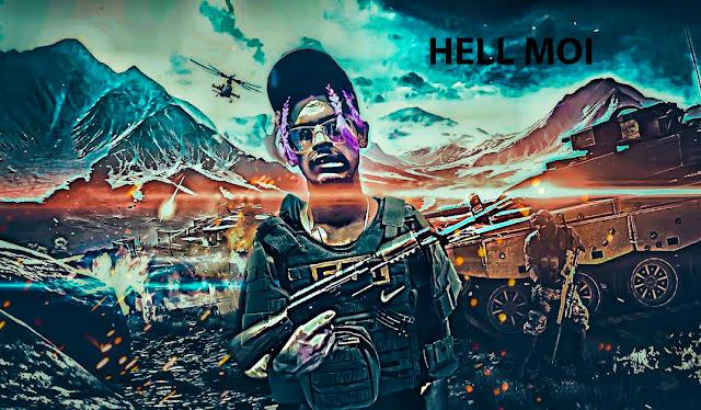 Hell Moi Lyrics- Rajvir Ahmed