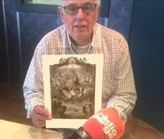 Felipó edita un gravat de Fortuny, uns goigs antics i uns versos de Verdaguer queraltins