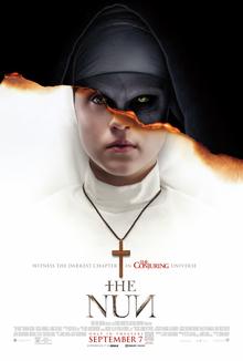The Nun 2018 Dual Audio Hindi ORG 720p BluRay 800MB