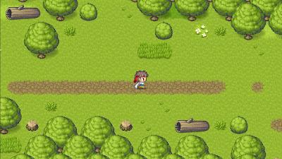 Gaels Quest Game Screenshot 1