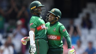 South Africa vs Bangladesh 5th Match ICC Cricket World Cup 2019 Highlights