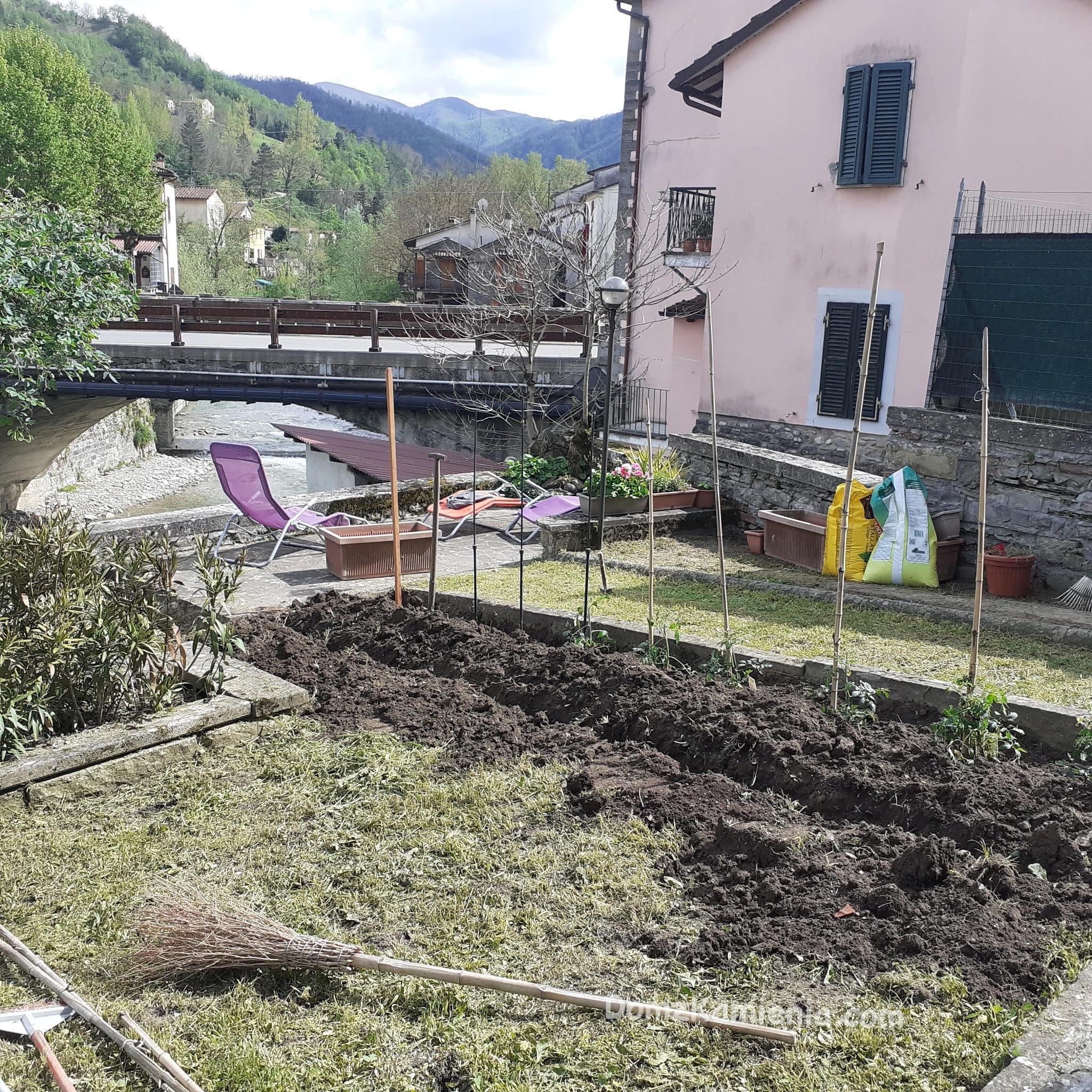 Dom z Kamienia, blog o życiu w Toskanii