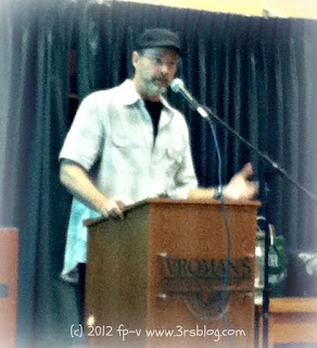 Christopher Moore at Vroman's Bookstore, 4/28/2012