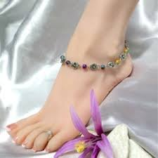 anklet designs in Italy