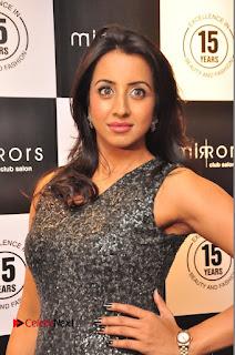 Actress Sanjana Pictures at Mirrors Club Salon Launch  0008.JPG