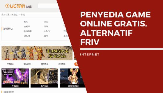 Mainkan Game Online Gratis, Alternatif Friv