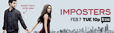Imposters Series Banner Poster