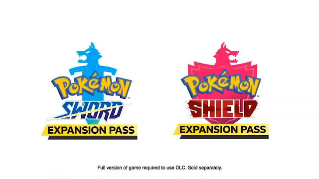 Pokémon Sword e Shield Expansion Pass