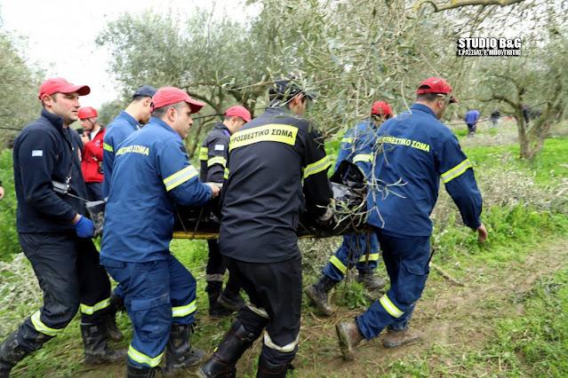 Έκτακτο: Επιχείρηση της πυροσβεστικής στην Αργολίδα για τραυματισμένο κυνηγό