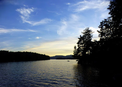 Island camping, Lake George, 06/18/2016  The Saratoga Skier and Hiker, first-hand accounts of adventures in the Adirondacks and beyond, and Gore Mountain ski blog.