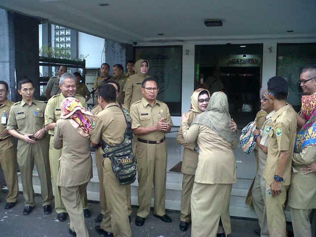 Punya Hutang Miliaran dan Korupssi, 9 PNS Subag Dipecat Secara Tidak Hormat