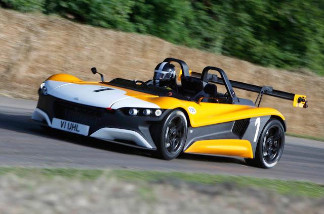 Vuhl 05 RR thế hệ tiếp theo của Vuhl 05 trang bị động cơ Ecoboost mạnh mẽ của Ford