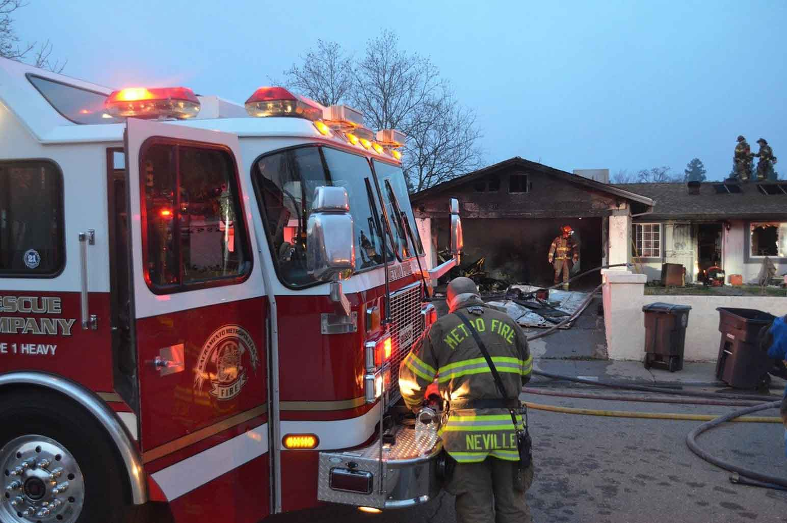 Selling a House With Fire Damage: What Are Your Options