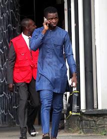 "Suspected Lagos Internet Fraister ""Yahoo-Boy"" Arraigned, End-Up In Prison"