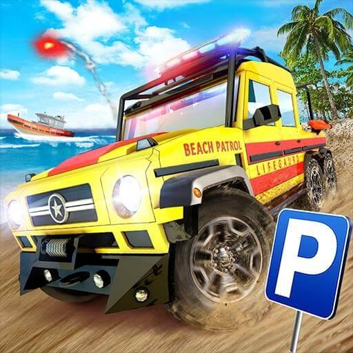 Coast Guard: Beach Rescue Team - VER. 1.2.4 Free Shopping MOD APK
