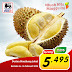 Promo Durian Monthong Super Indo Rp5.495 per 100 gr