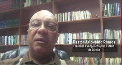 Pastor comunista ligado a teologia da missão integral critica PEC 241 e incentiva: 'Ocupa Tudo'