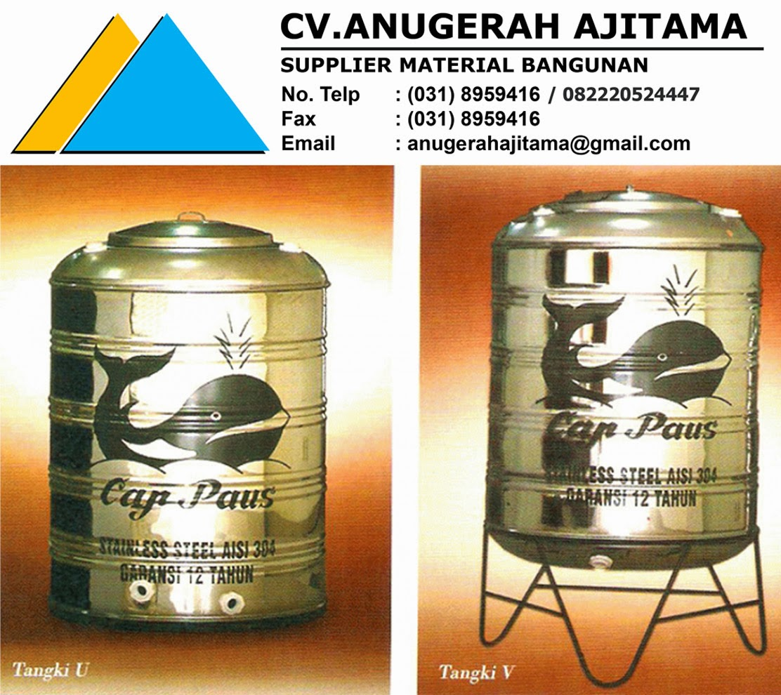 JUAL TANDON AIR CAP PAUS