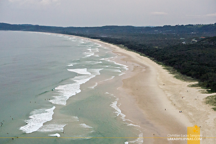 Tallows Beach Cape Byron Australia