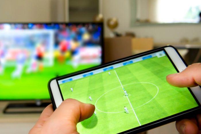 cara streaming dari smartphone ke tv