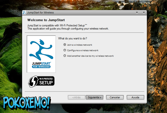 Descarga Jumpstart WPS para Windows [Conectarse a una Red Wifi con