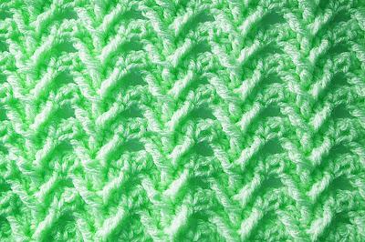 3 - Crochet Imagenes Puntada de espigas a crochet en relieve jerseys por Majovel Crochet