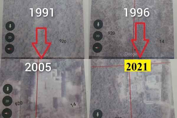aravali-land-khasra-number-659-and-920-illegal-encroachment-news