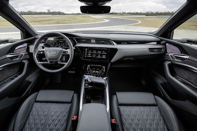 Audi E-Tron Elétrico