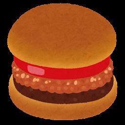 安倍首相はハンバーガーが好き