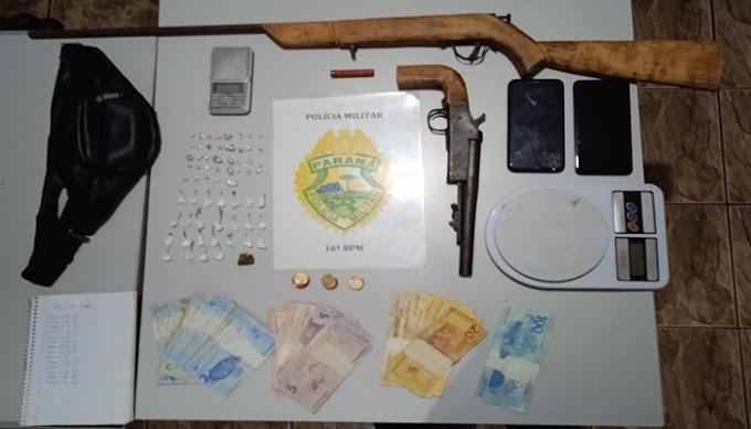 Laranjeiras: Rotam derruba traficantes no bairro CAIC