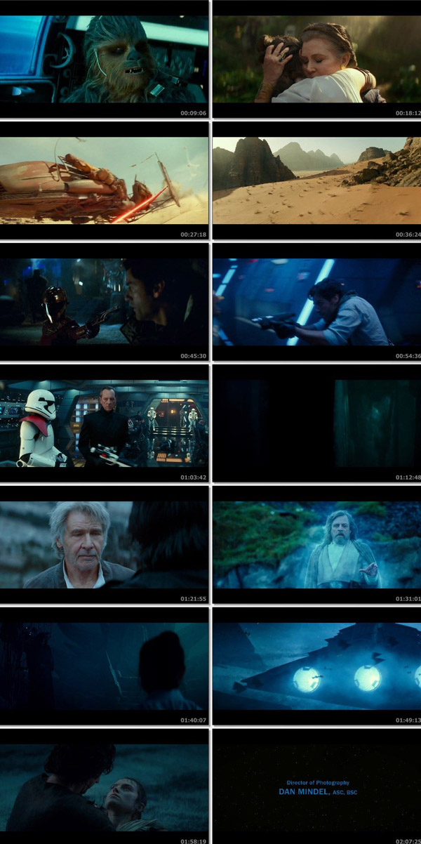 Download Star Wars: The Rise of Skywalker 2019 Dual Audio ORG Hindi 480p BluRay 500MB ESubs movie