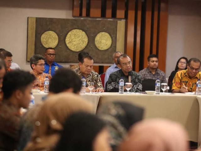 Pemerintah Pusat Seriusi Persiapan Pelaksanaan PON XX 2020 di Papua