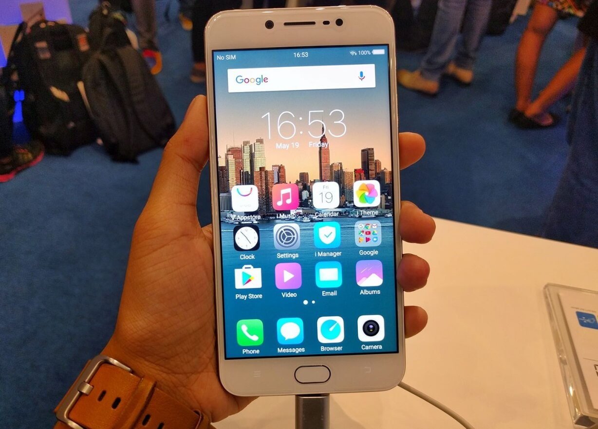 Vivo V5s Lands in PH for Php14,990; Flaunts 20MP Selfie Camera and Bigger Storage