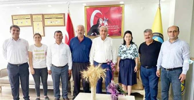 """ASLAN ''TÜM ORTAKLARIMIZI DAVET EDİYORUZ"""""""